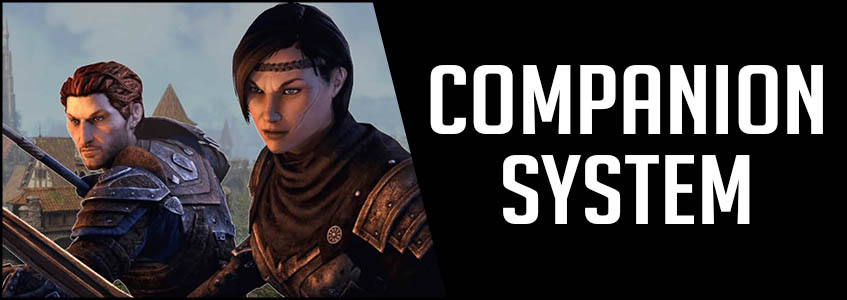 Companion Overview Page Banner ESO