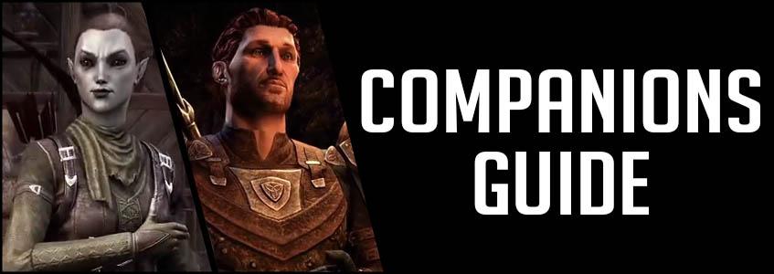 Companions Guide ESO