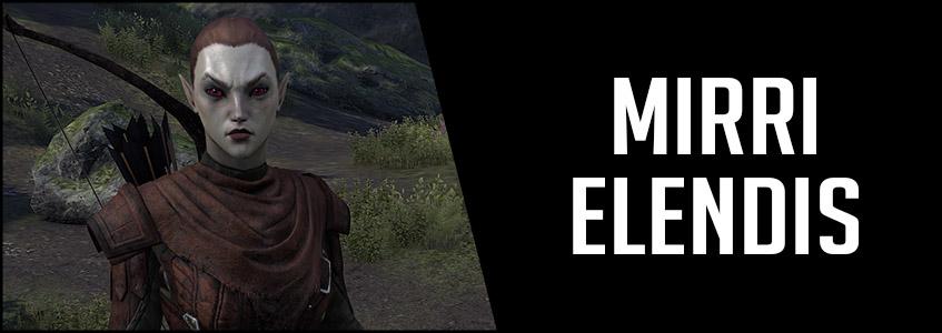 Mirri Elendis Tag Banner Image ESO