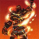 Dragonknight class Ultimate Magma Armor ESO